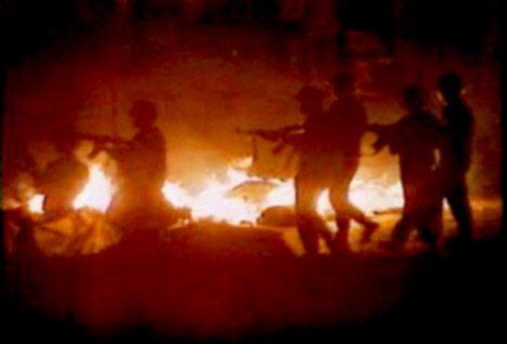 """近年来美国与加拿大陆续解密文件,披露""""六四""""大屠杀的一些内幕细节。美国白宫曾获悉中南海内部文件,评估""""六四""""死伤民众多达40,000人,当中10,454人被杀害。(资料图片)"""