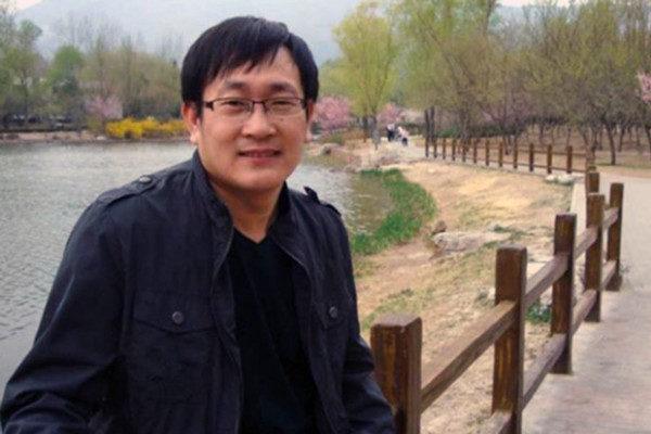"""""""就得和他们碰撞,不断地和他们碰撞和抗争!""""王全璋律师为受难的中国做出最后的辩护。(网络图片)"""