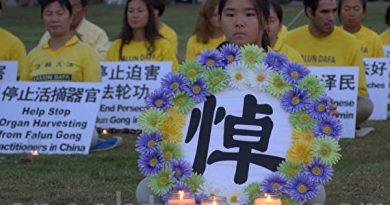中共迫害法轮功的新罪行